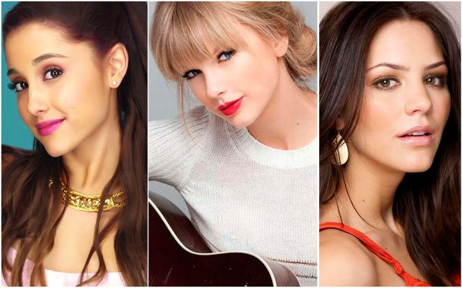 Smash, Ariana e Taylor