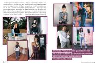 Matéria da revista Maria que diagramei como freelance